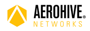 Aerohive logo kleur