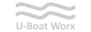 Uboat logo grijs