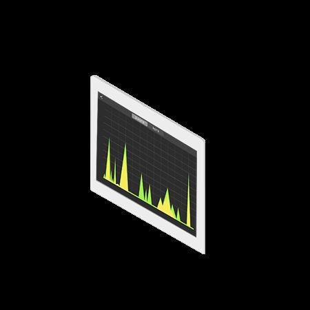Tablet met site survey tool